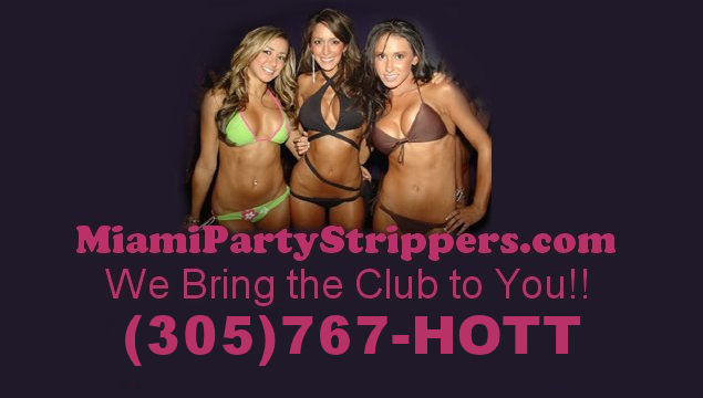 girl stripers